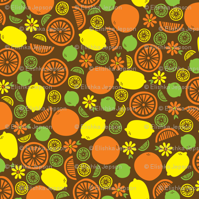A Splash of Citrus
