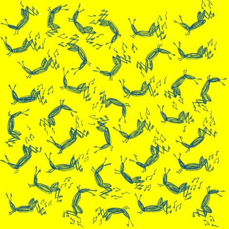 cricketskaren1-ed fabric by justmyhippo on Spoonflower - custom fabric