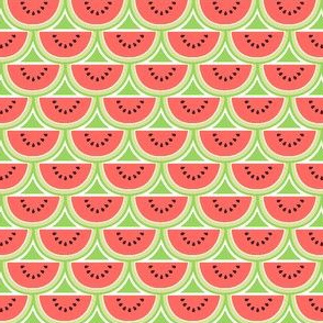 A Watermelon Picnic