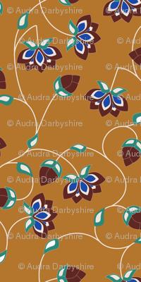 Persian Lotus Vine