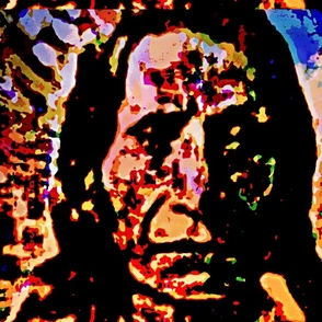 CHIEF RED CLOUD by WBK