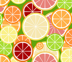 Citrus_slice_buffet_on_green_mod_lemon_comment_313127_thumb