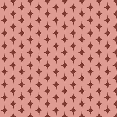 Positive/Negative Diamonds fabric by boris_thumbkin on Spoonflower - custom fabric