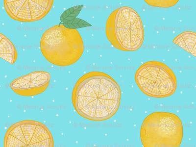 flying citrus