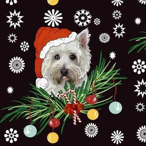 West Highland White Christmas