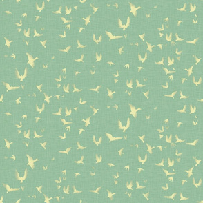 birds in aqua small