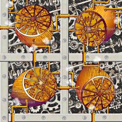Steampunk Lemons - How Lemonade is Made - Full Steam Ahead Big