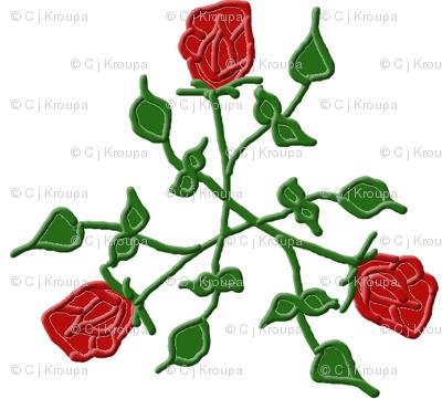 Red Rose Triad