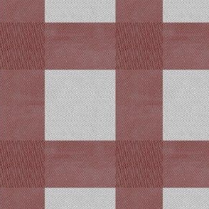 salt weave red