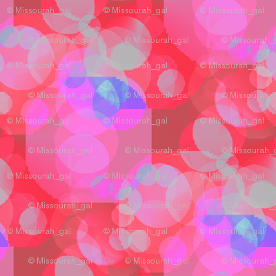 Random Pencil Dots