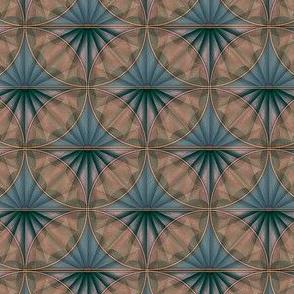 inlaid fan marine overlays