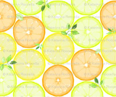 fresh citrus limonade
