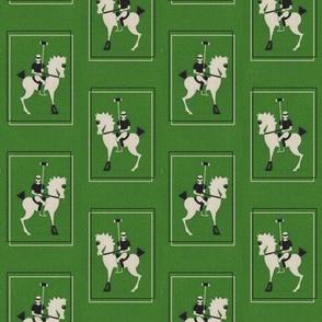 Deco Polo - Green