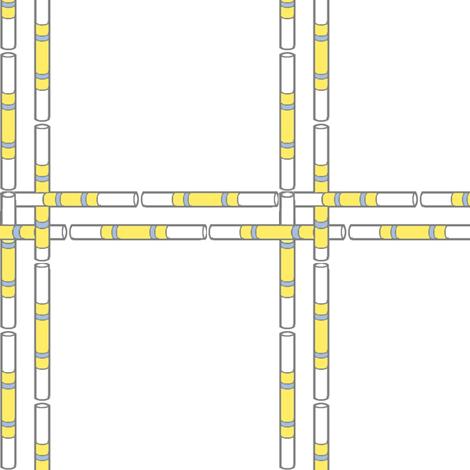 jump pole windowpane fabric by ragan on Spoonflower - custom fabric