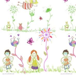 Garden of fairies