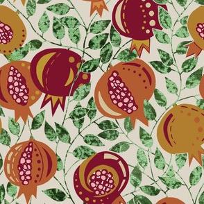 Pomegranate - Velvet