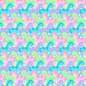 Pretty Prancing Ponies