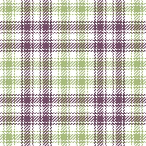 tartan - geometric contest fabric by sef on Spoonflower - custom fabric