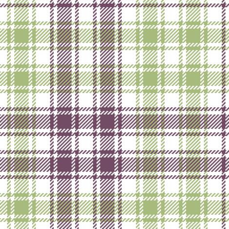 02187351 : tartan : geometric fabric by sef on Spoonflower - custom fabric