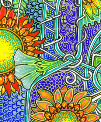 That Twin Sunflower Summer