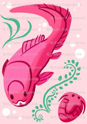 Prehistoric in Pink