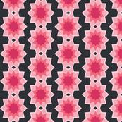 Starburst Flower - Pink
