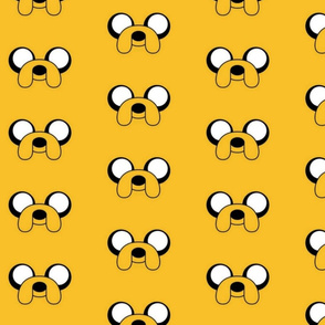 Jake the Dog trouser print