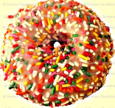 Donut! peng!