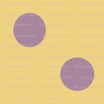 Purple___Yellow_Polka_Dots
