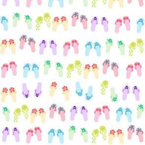 Summer Flip Flop Frenzy! - © PinkSodaPop 4ComputerHeaven.com