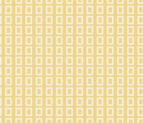 Yellow___White fabric by lana_gordon_rast_ on Spoonflower - custom fabric