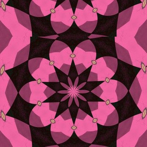 Kaleidescope 3435 k2 pink