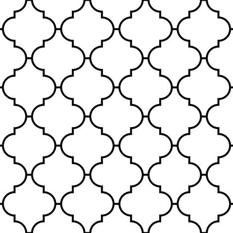 c-rhombus - plain fabric by sef on Spoonflower - custom fabric