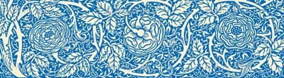 Blue Summer Roses