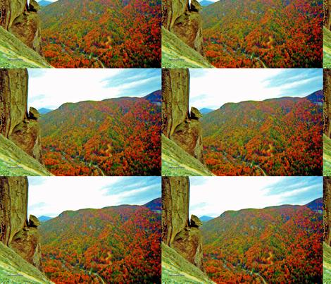 Devil's Head fabric by skylarsfabrics on Spoonflower - custom fabric