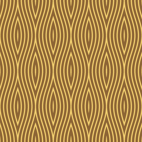 sine grain - dark wood fabric by sef on Spoonflower - custom fabric
