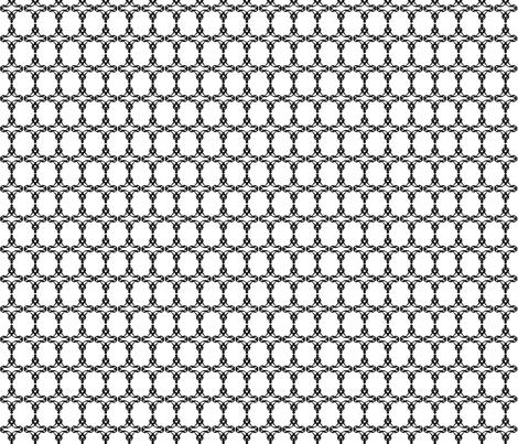 blackwhite_spir fabric by trgatesart on Spoonflower - custom fabric