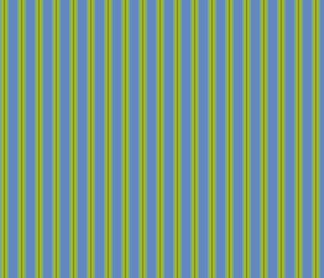 Azure_Verde_Stripe fabric by kelly_a on Spoonflower - custom fabric