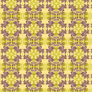 Mosaic of Spring Lilac
