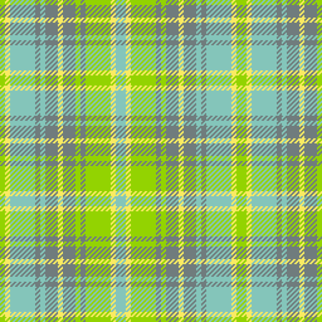 02193701 : tartan : flights of fancy fabric by sef on Spoonflower - custom fabric