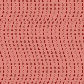 Elephant's Garden (Ruby & Ice) - Ruby Droplets
