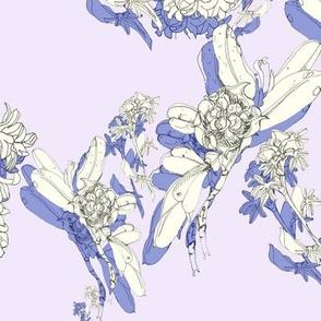 flowersshadow