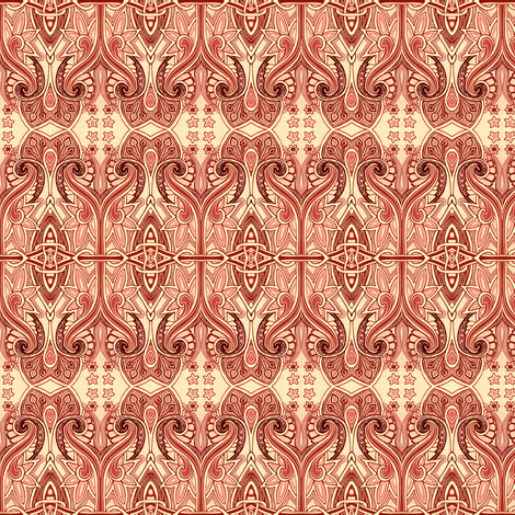 But What About Cleopatra? fabric by edsel2084 on Spoonflower - custom fabric