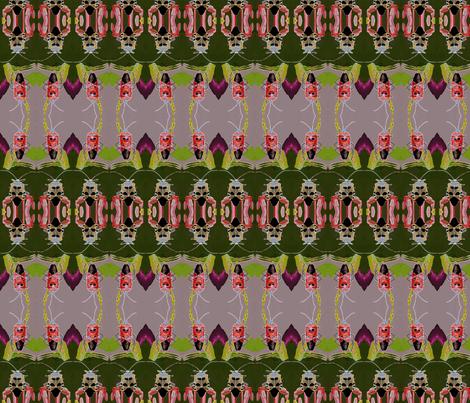 Beautiful Bugs fabric by robin_rice on Spoonflower - custom fabric