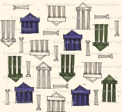 Ancient Greek Buildings