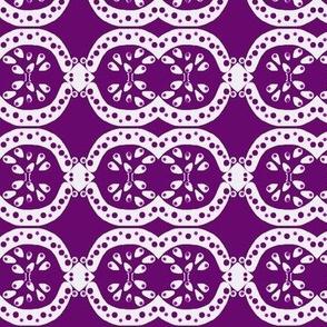 purple melons