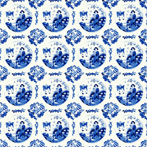 Jumping Boys fabric by amyvail on Spoonflower - custom fabric