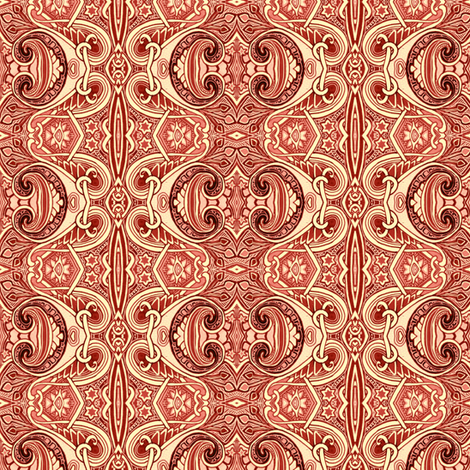 Tales of a Lithuanian Grandmother fabric by edsel2084 on Spoonflower - custom fabric