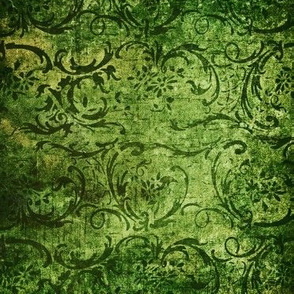 Antique Absynthe Green Chartreuse
