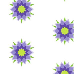 Starburst - Flower